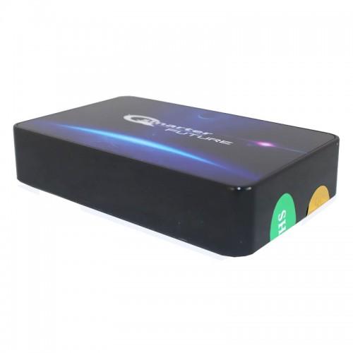 Qsmarter Future 4K UHD IPTV en Android mediabox