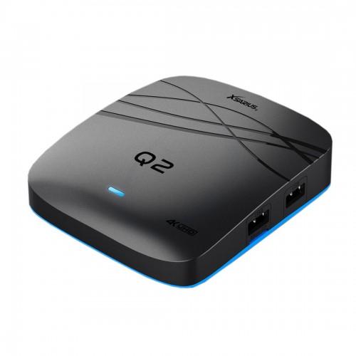 Xsarius Q2 V2 4K UHD IPTV en Android Ontvanger