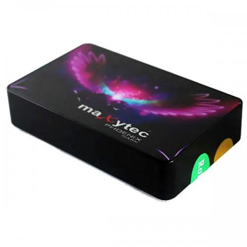 Maxytec Phoenix Dark 8K IPTV en mediabox
