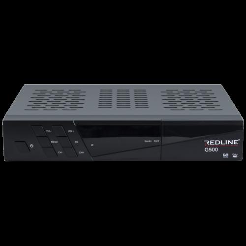 Redline G500 HD IPTV en satellietontvanger