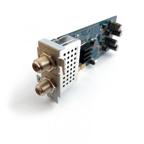 Vu+ FBC Dual DVB-C of DVB-S2X