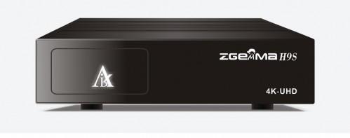 Zgemma H9S 4K UHD ontvanger