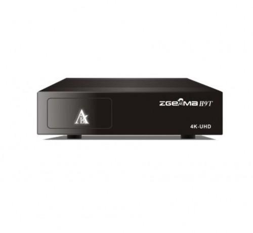 Zgemma H9T /C 4K UHD ontvanger
