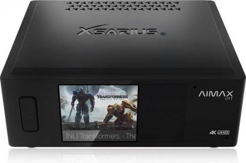 Xsarius Aimax OTT 4K UHD mediabox