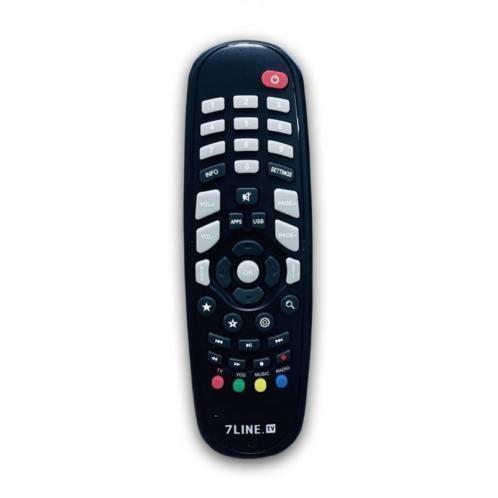 7Line vervangende afstandsbediening, origineel