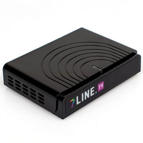 7Line IPTV Box, met gratis IPTV service!