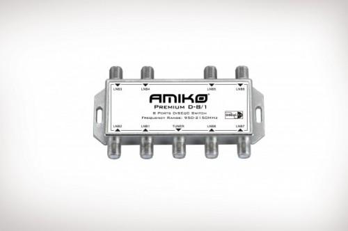 Amiko 8/1 Premium D DiseqC Switch