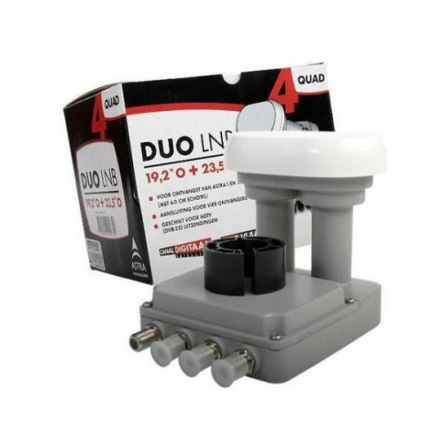 CANAL DIGITAAL DUO QUAD