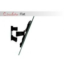 Casado Circulator Flat Muurbeugel 26-75 inch, Draaibaar en kantelbaar