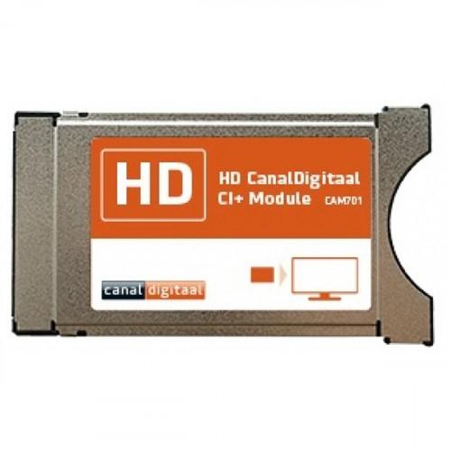 Ci+ Module CanalDigitaal met geïntegreerde smartcard