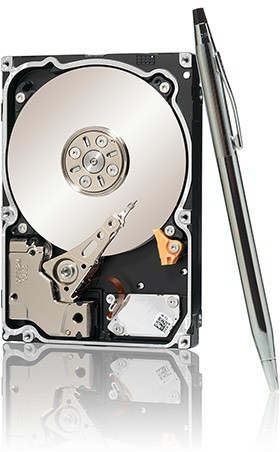Seagate Constellation 2 Harddisk, 1TB