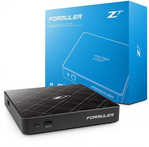 Formuler Z7+ 4K UHD
