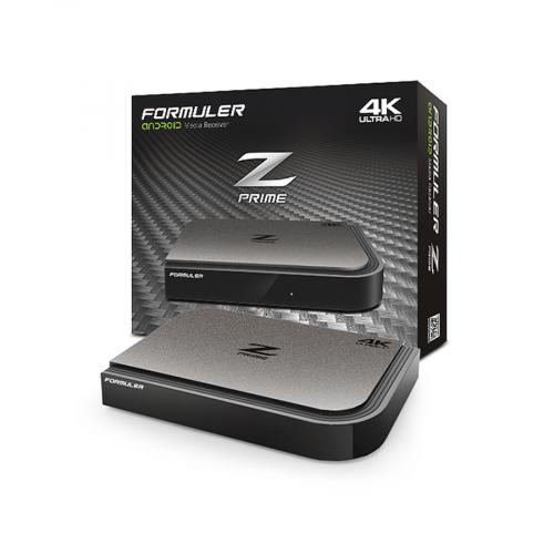 Formuler Z Prime 4K UHD