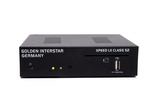 Golden Interstar Xpeed LX Class S2