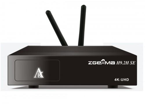 Zgemma H9.2H SE 4K UHD ontvanger