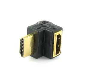 HDMI verloopstuk, haaks
