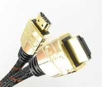 HDMI kabel HighSpeed met Ethernet, 5 meter