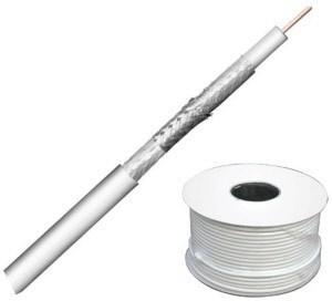 Redline coax kabel, RG6U 4-16, rol 10 meter