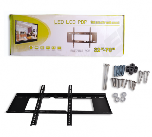 LCD vaste TV Wandbeugel 32-70 inch