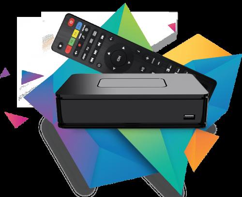MAG 351/352 4K premium IPTV box