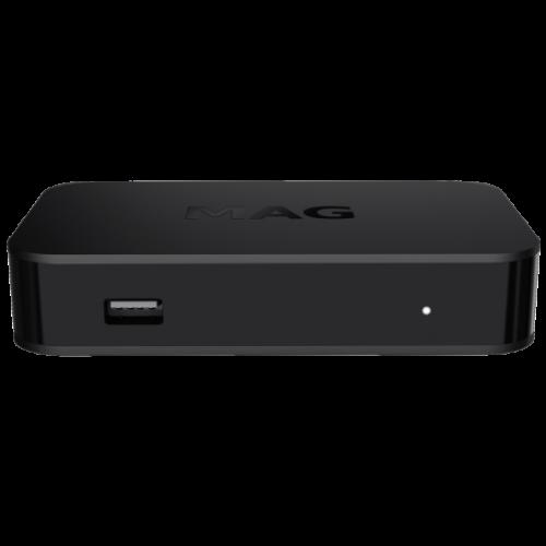 MAG 420 4K UHD IPTV ontvanger
