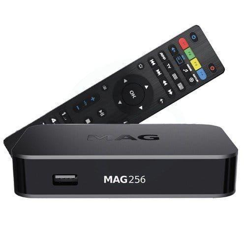 MAG 256/257 W2 IPTV ontvanger