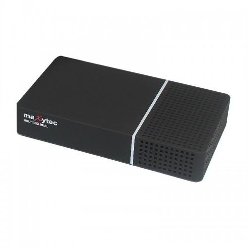 Maxytec Multibox Dual 4K UHD hybride ontvanger