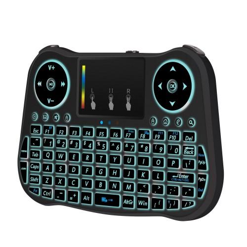 MT08 Mini Draadloos Toetsenbord