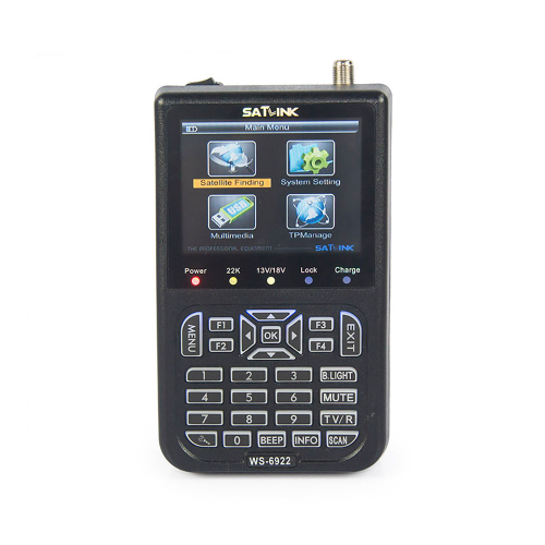 SatLink WS-6922 HD Satfinder