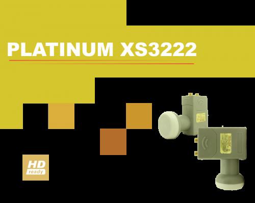 Redline Platinum XS3222
