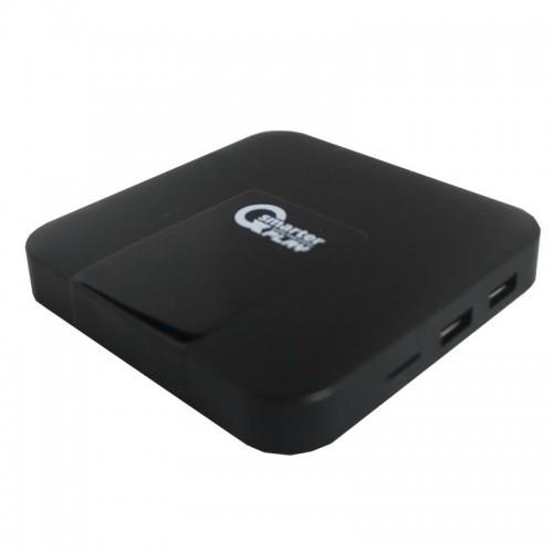QSmarter Play 4K UHD IPTV Android mediabox