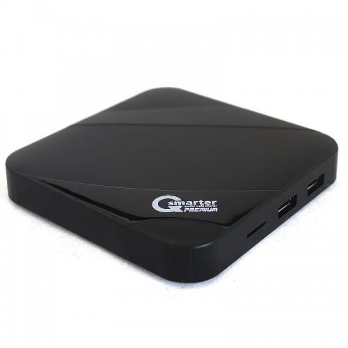 Qsmarter Premium IPTV en mediabox