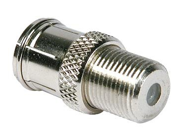 Quick F-connector, female
