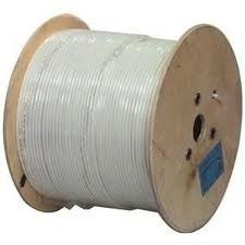 REC coax kabel, 100 meter rol