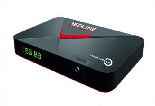 Redline Redroid 365 Cam, Android Box
