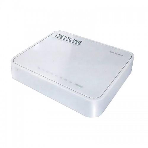 Redline RL-SF808 8-Port 10/100Mbps netwerk switch