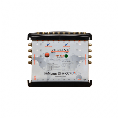 Redline TMK Multiswitch 10/8