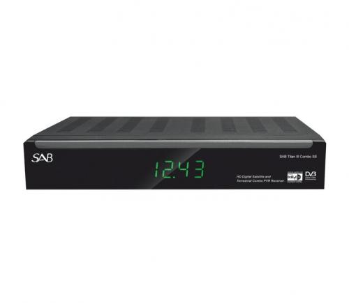 SAB Titan III Combo HD SE 12V