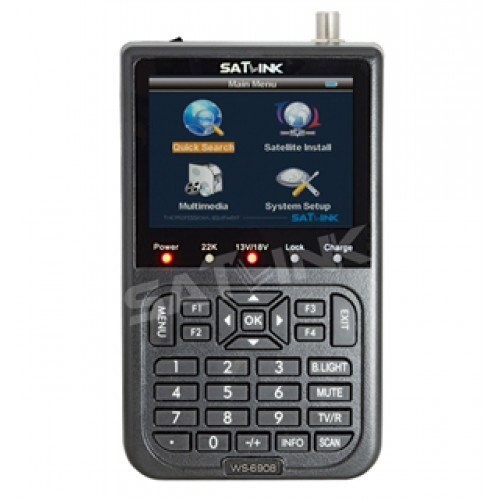 SatLink WS-6908 SE Satfinder