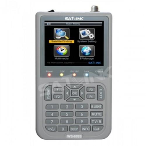 SatLink WS-6926 HD Satfinder