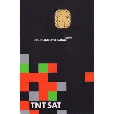 TNT SAT Smartcard