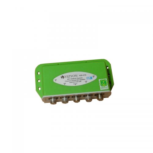 Vizyon VZD-41G DiSEqC Switch