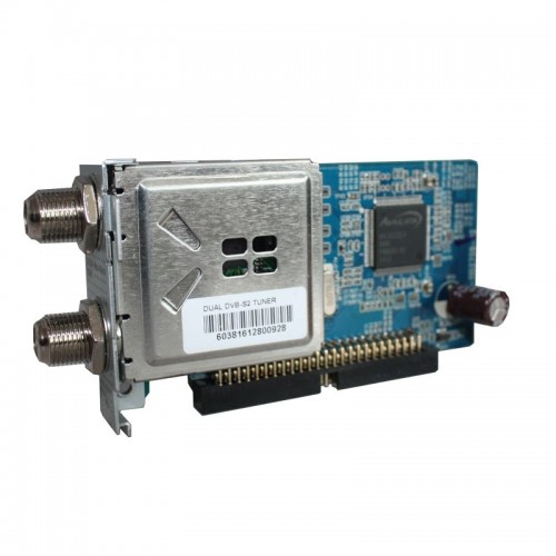 Vu+ FBC DVB-S2X twin tuner