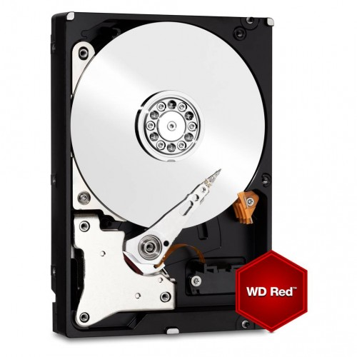 Western Digital Red Harddisk 1TB