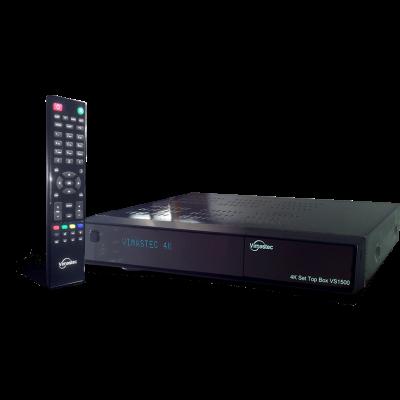 Vimastec VS1500 4K Set Top Box