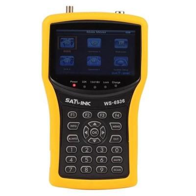 SatLink WS-6936 Combo Spectrum satfinder
