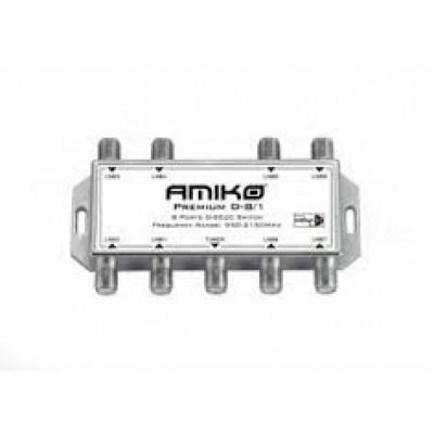 Amiko 8 Ports Diseqc Switch
