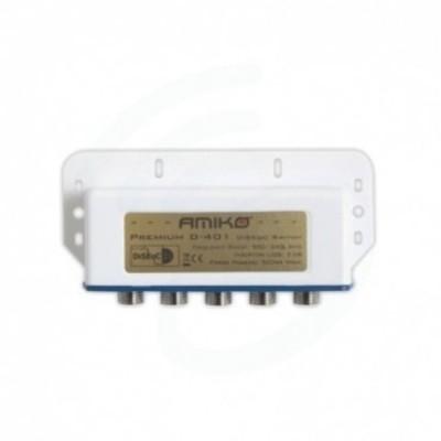 Amiko D-401 Premium Outdoor DiSEqC Switch