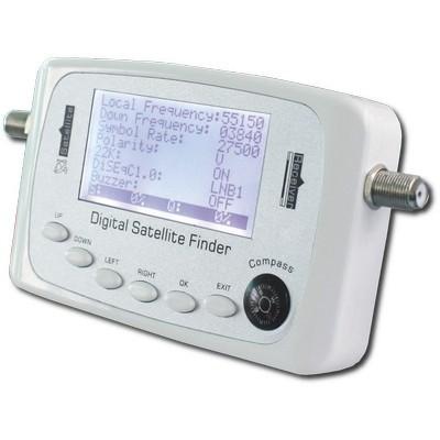 Blueqon SF-500 SE Digital Satfinder