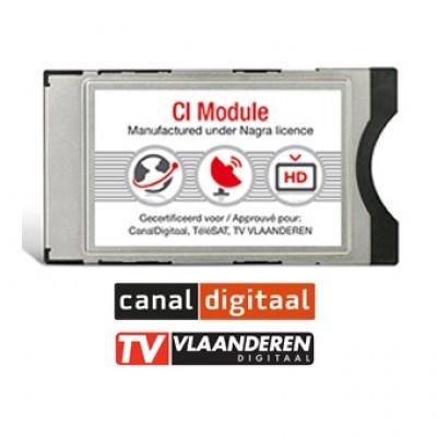 CanalDigitaal Mediaguard CI+ Module